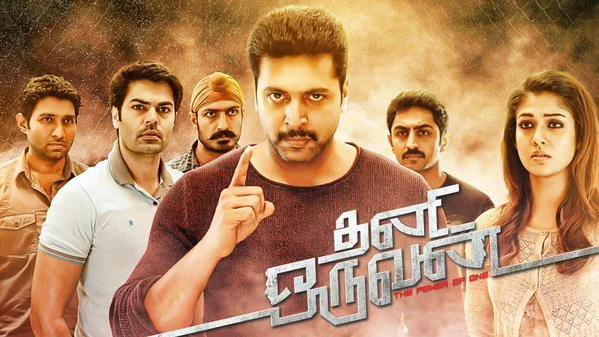 Image result for Thani Oruvan movie images