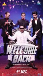 Welcome Back Poster 3