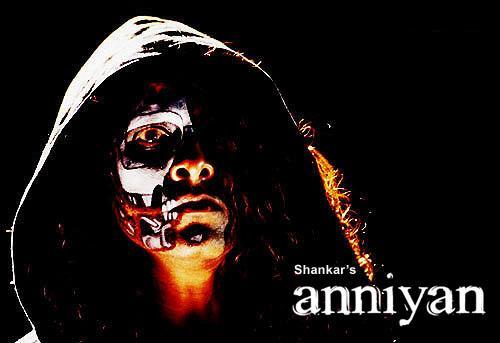 Anniyan-2005