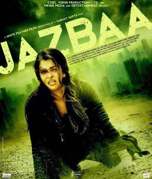Jazbaa Poster 2