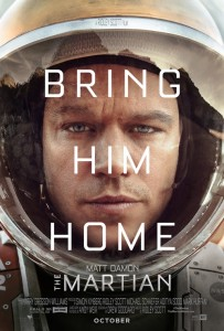 The Martian Poster 2