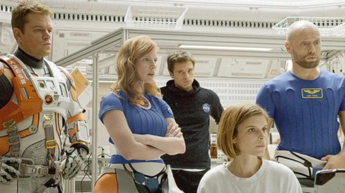 The Martian Still 1