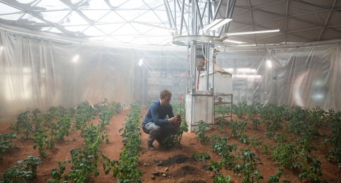The Martian Still 5