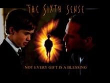 The Sixth Sense Poster 2