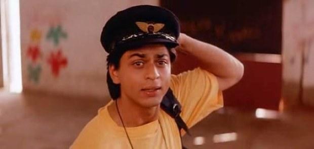 Kabhi-Haan-Kabhi-Naa-Shahrukh-Khan