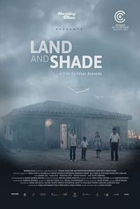 Land and Shade Poster