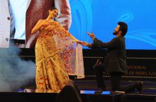 Mr.Anil Kapoor performing