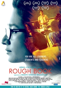 Rough Book Poster