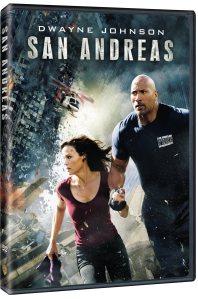 San Andreas DVD