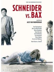 Schneider vs Bax Poster