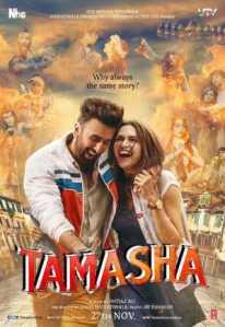 Tamasha Poster 1