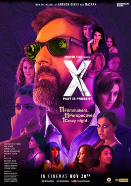 X Past is Present Poster