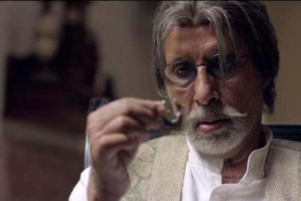 Amitabh in Wazir