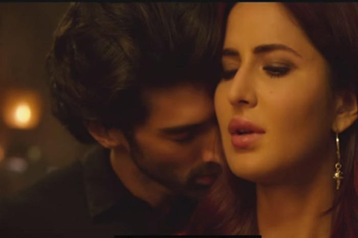 Fitoor hot scene