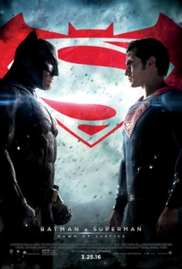 Batman v Superman Poster 3