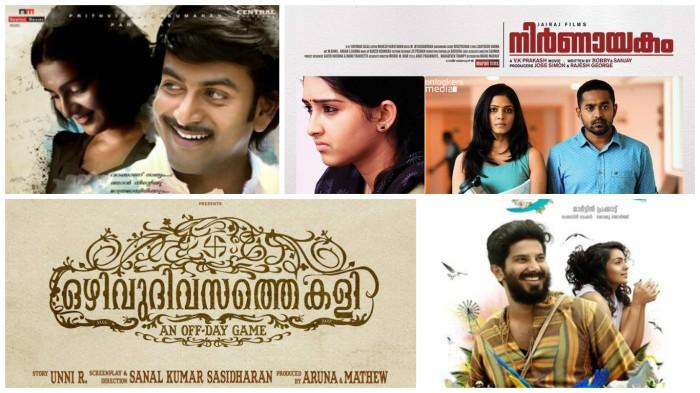 Collage-Kerala State Film Award Winners 2016