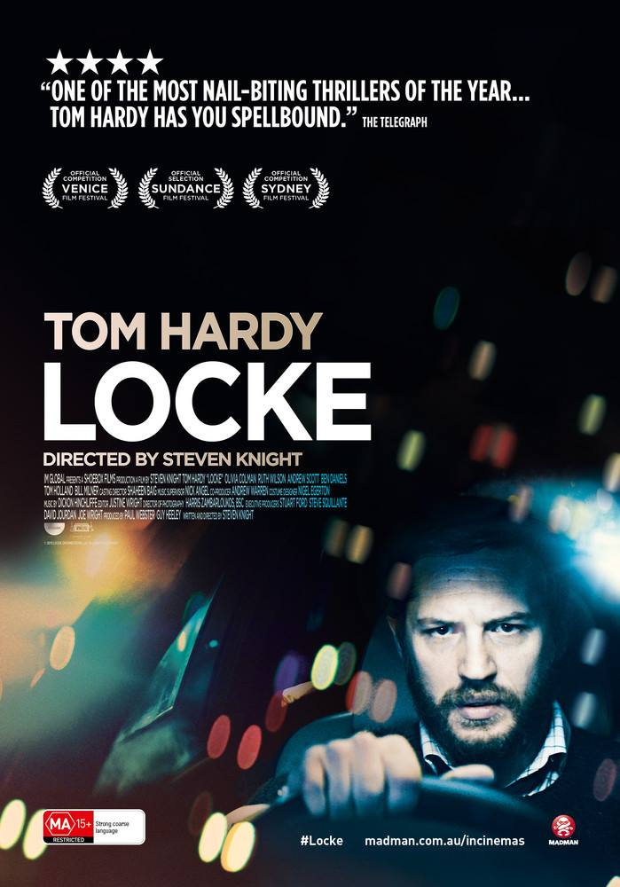 Locke (2013) Movie Review | mad about moviez