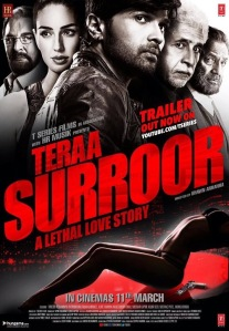Teraa Surroor Poster
