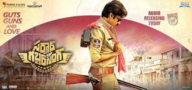 Sardaar Gabbar Singh Poster 2