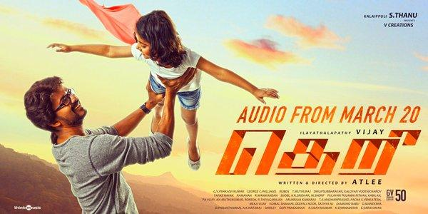 Theri Poster 4