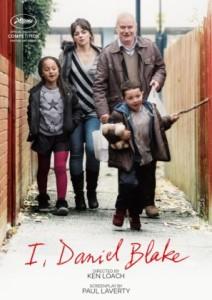 I,Daniel Blake Poster