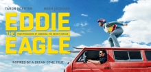 Eddie the Eagle Poster 2