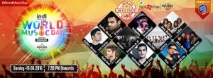 Indi World Music Day