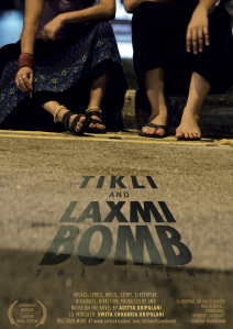 Tikli and Laxmi Bomb