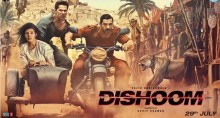 Dishoom Poster 2