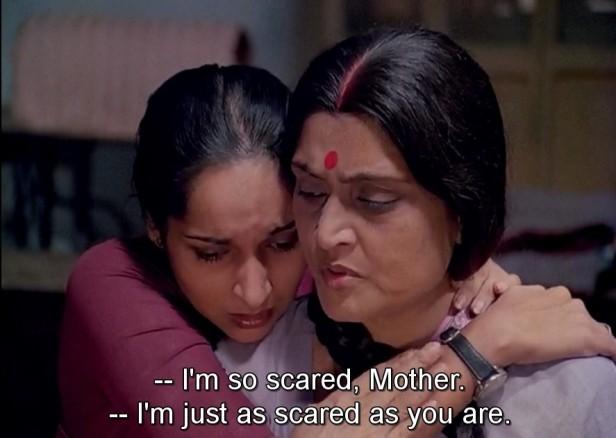 Ganashatru scene