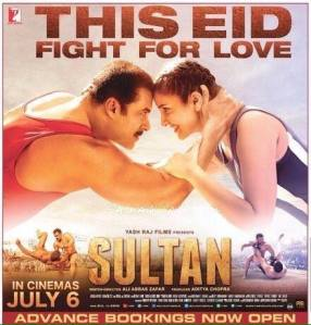Sultan Poster 2