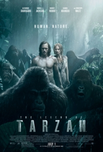 The Legend of Tarzan Poster 2