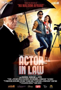 Actor in Law Poster 2