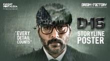 Dhuruvangal 16 Poster