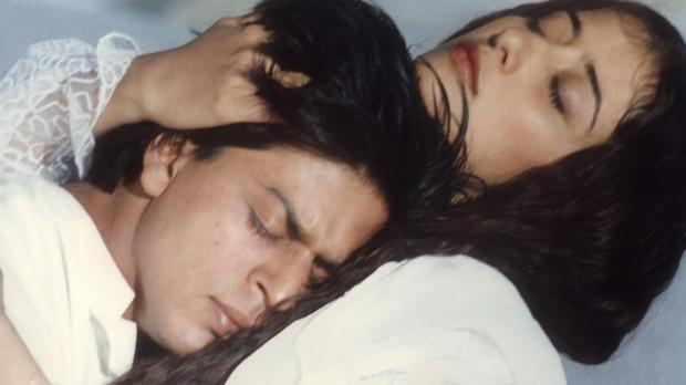 Dil Se-SRK with Manisha