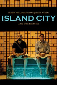 Island City Poster