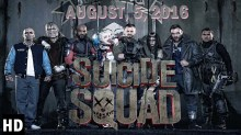 Suicide Squad Poster 2
