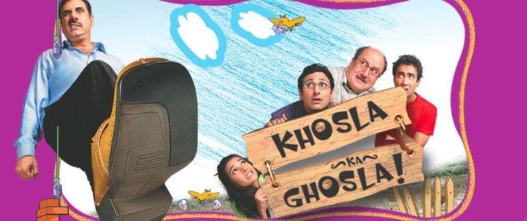 Image result for khosla ka ghosla