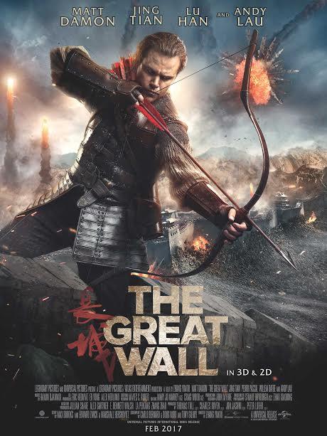 Filme Poster A Grande Muralha