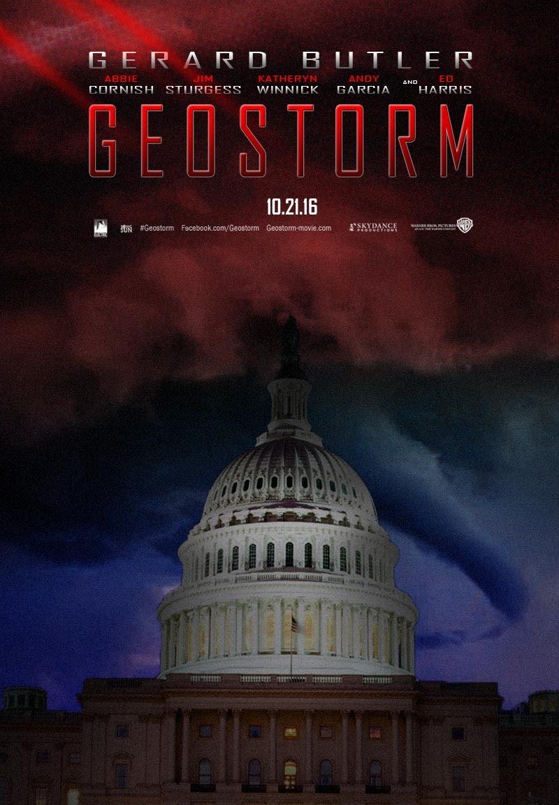 Trivia Ringkas Daripada Filem Geostorm